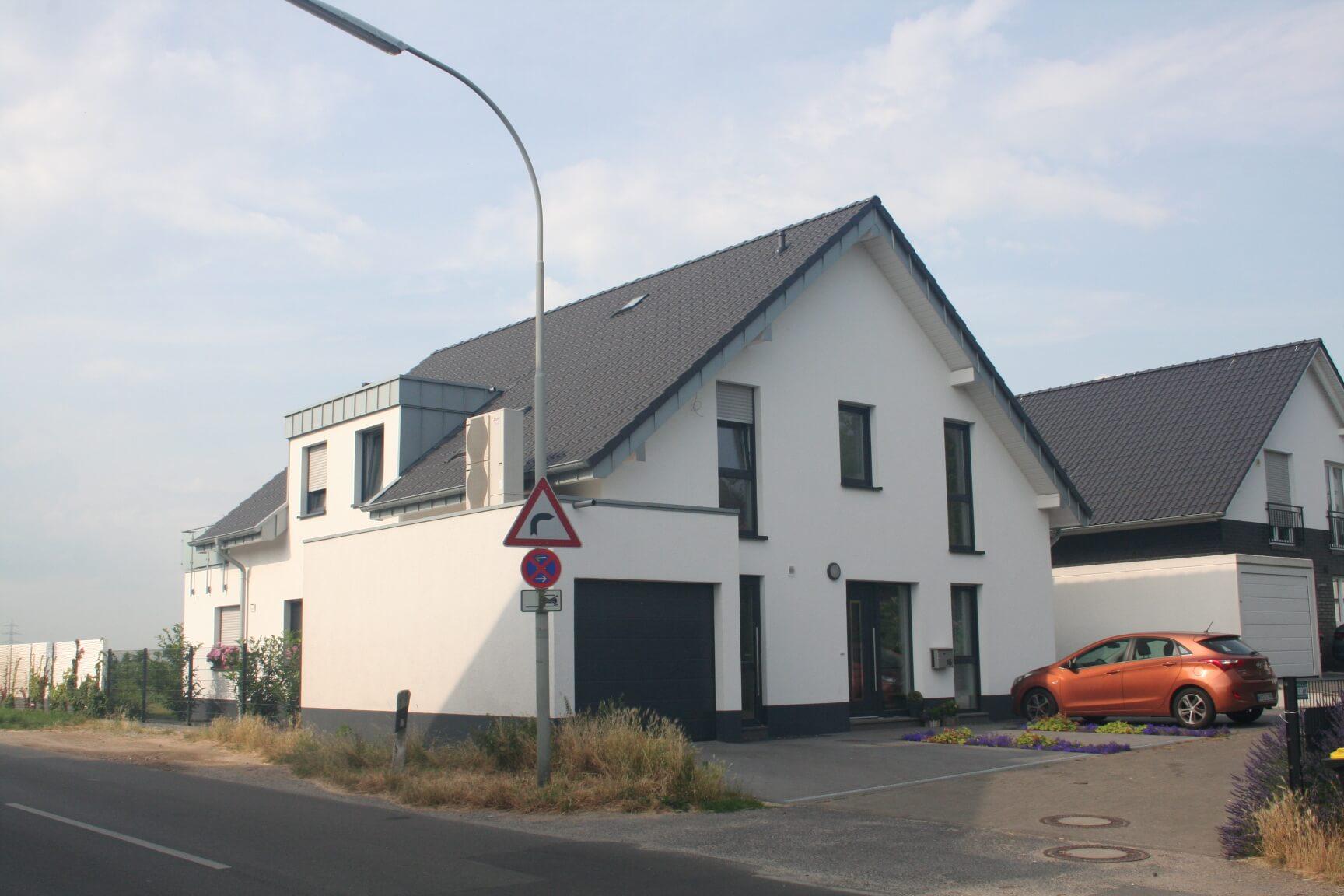 Architekt Neubau Kempen